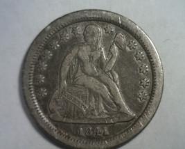 1841-O Small O Seated Liberty Dime VF/XF Very Fine / Extra Fine VF/EF Original - $130.00