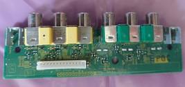 "Pioneer PRO-607PU 60"" TV Television Side AV Input Board AWW1157 AWW1155 - $5.38"