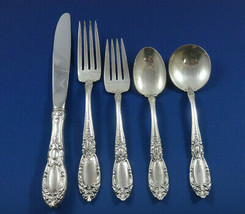 King Richard by Towle Sterling Silver Flatware Set For 12 Service 66 Pieces - $4,350.00