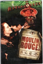 "DVD""MOULIN ROUGE"" A Story About LoveAnd Music; Nicole Kidman, Dress Osca... - $10.36"