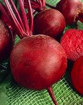 50 Seeds Detroit Dark Red Beet Heirloom Seeds - $6.92