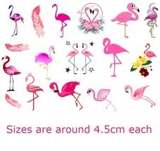 Flamingo  Temporary Tattoos  - $11.00