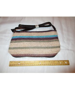 Multi Color Woven Purse or Handbag Design  - $10.00