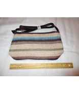 Multi Color Woven Purse or Handbag Design  - $10.00