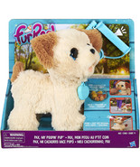 FurReal Pax My Poopin Pup Feed Walk Poop Happy Puppy Sounds NEW - $39.99