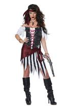 California Trajes Pirata Belleza Tesoro Adulto Mujer Disfraz Halloween 0... - $31.49