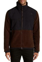 The North Face Denali 2 Fleece Jacket Coat Mens Size XL Coffee Bean Brown - $62.55