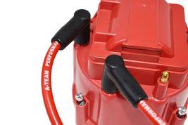 Mopar Chrysler Dodge 318 360 8.0MM Red Silicone Spark Plug Wires image 8