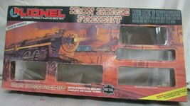Lionel Iron Horse Freight Set 1980's 71-1703-202 Excellent Condition Free Ship - $175.00