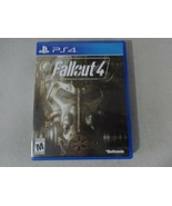 Fallout 4 Sony Playstation 4 PS4 Video Game Complete Free SHip - $16.82