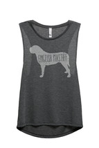 Thread Tank English Mastiff Dog Silhouette Women's Sleeveless Muscle Tank Top Te - $24.99+