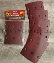 RIDGID R2500 / CRAFTSMAN 315279840 - 600 Grit - Pre-Punched - 5 Sandpaper Bundle - $7.49