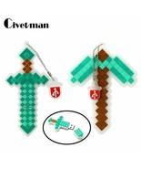 Civetman® Pendrive Cartoon Game Diamond Sword USB Flash Drive Thumdrive - $5.76+