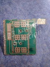 Washer Membrane Switch For Maytag P/N: 2-06809 Used - $5.93