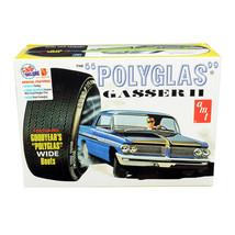Skill 2 Model Kit 1962 Pontiac Catalina Polyglas Gasser II 2 in 1 Kit 1/... - $54.94