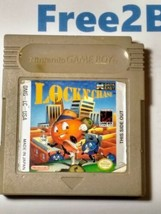 Lock 'n' Chase Nintendo Game Boy - $7.23