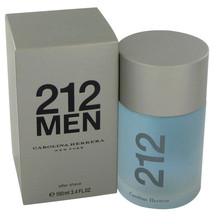 212 by Carolina Herrera After Shave 3.4 oz, Men - $55.07