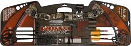 Barnett 1105 Vortex Kids Youth Archery Compound Bow & Arrow Set Camo Rig... - $120.95