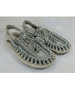 Keen Uneek Größe 7 M (B) Eu 37,5 Damen Sport Sandalen Schuhe London Nebel - $61.29