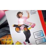 Child Size Mario Brothers Princess Peach Pink Car Halloween Costume Mari... - $40.00