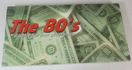 The 80's Board Game Late For the Sky Real Estate Trading Ages 8+ Complete - $19.39