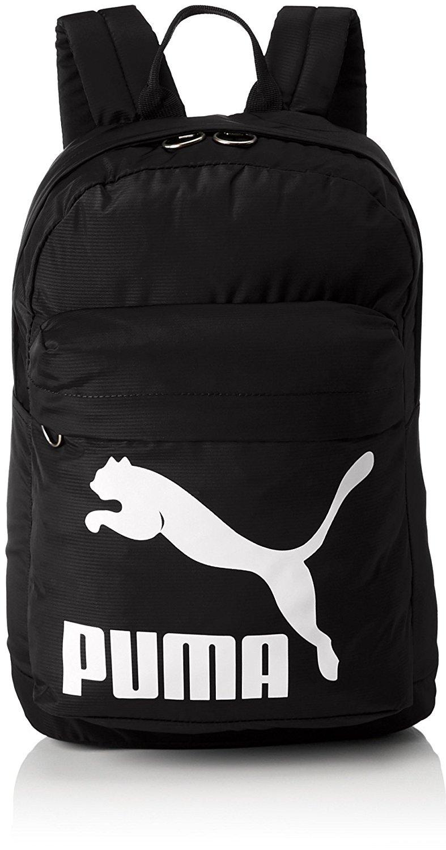 Puma 20 Ltrs Black Laptop Backpack (7479901)