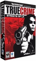 True Crime: Streets Of L. A. ( Mac, 2005) Completo Aspyr Activision - $11.28