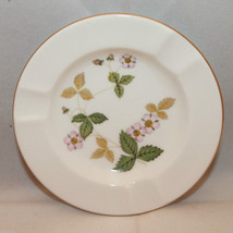 Wedgwood Bone China Wild Strawberry Ashtray 11.5cm 4.5inch Made in Engla... - $29.08