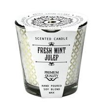 Fresh Mint Julip Scented Candle - $9.00