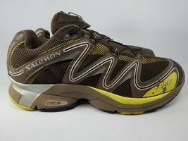 Salomon XT Hawk Taglia USA 10 M (D) Eu 44 Uomo Scarpe da Corsa Trail Marrone - $45.56
