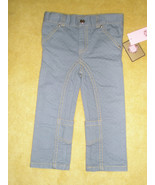 NWT Juicy Couture Baby Girl Sheltering Sky Pants Jeans MSRP $58.00 Mult ... - $22.99