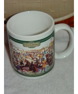 Currier & Ives Central Park Winter 1862 Coffee Cup - $12.00