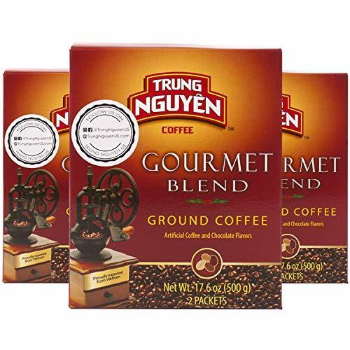 Trung Nguyen - Vietnamese Gourmet Blend - 17.6 oz(500g) - $25.73