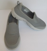 Skechers Go Walk Evolution Ultra Reach Womens 7.5 Shoes Grey Gray New 15730 - $49.45