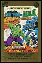 Batman vs Incredible Hulk Special Collectors Edition Comic 1995 Reprint ... - $89.00