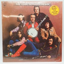 Vintage The Earl Scruggs Revue Record Vinile Album LP in Shrink - $29.43