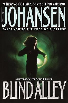 Primary image for Blind Alley by Iris Johansen (2004, Hardcover)