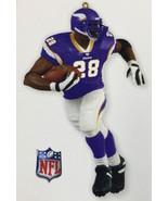 Hallmark 2011 NIB-SDB Football Legends #17 Adrian Peterson NFL Vikings O... - $13.95