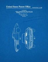 Automobile Patent Print - Blueprint - $7.95+