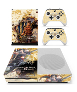 Soulcalibur 6 xbox one S console and 2 controllers - $15.00