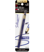 Loreal Paris Infallible Silkissime Silky Pencil Eyeliner #250 Cobalt Blue - $6.75