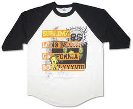 Sublime-LBI-Raglan Baseball Jersey T-shirt - $23.99