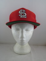 St. Louis Cardinals Hat (VTG) - Red Trucker Classic by Universal - Snapback - $49.00