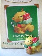 Hallmark 2005 Miniature Love to Shop # 2 Forever Friends - $4.95