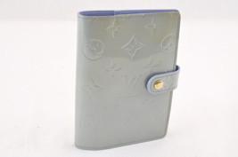 Louis Vuitton Vernis Agenda Pm Day Planner Cover Gris R21002 Lv Auth 7053 - $99.00