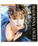 Madonna – Angel (Extended Dance Mix) (1985) Vinyl Record Single UK Pres... - £15.18 GBP