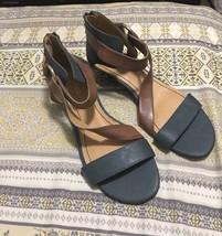 NINE WEST Women's 7.5M Wedge Dress Sandals NEW! - €20,01 EUR