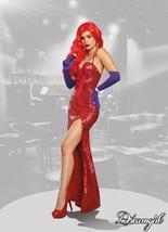 Dreamgirl Sexy Starlet Rabbit Jessica Adult Womens Dress Halloween Costu... - $67.48