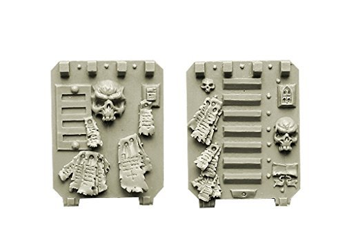 Spellcrow Conversion Bits: Space Knights Door for Light Vehicles