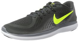 898457 RN Size 2017 Flex Anthracite 5 Grey Men's 001 10 Running Volt Nike Shoes qZC7UwExcx